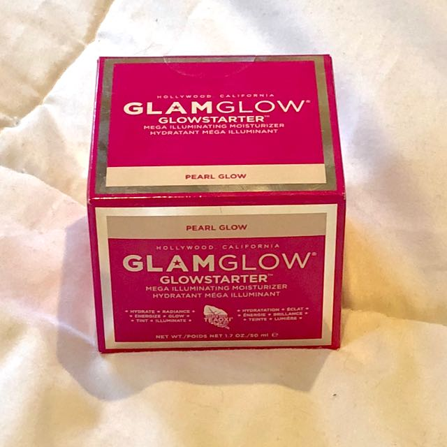 Glamglow pearl glow unopened