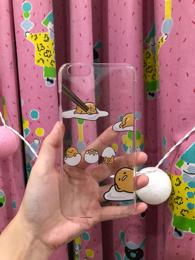 Gudetama case IPHONE 6+