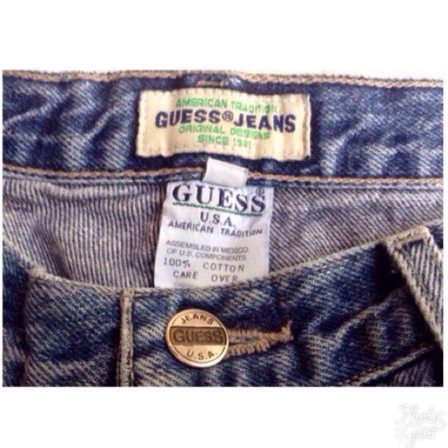Guess Jeans Pants for Men