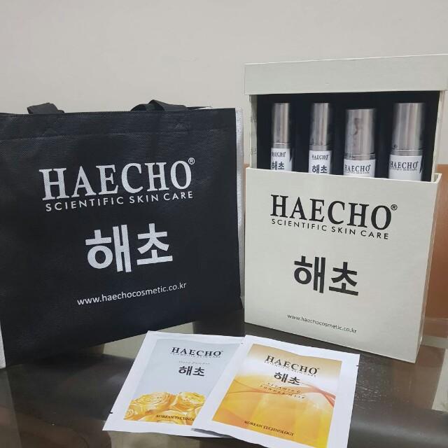 Haecho skin care