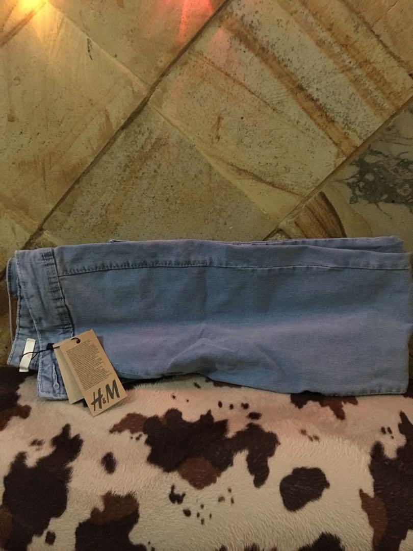 H&M Hightwaist Jeans