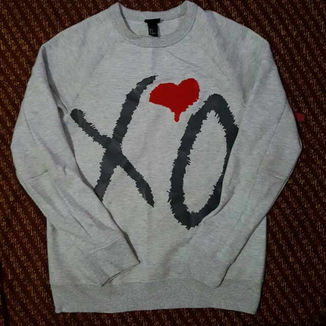 Crewneck H&M x the weeknd