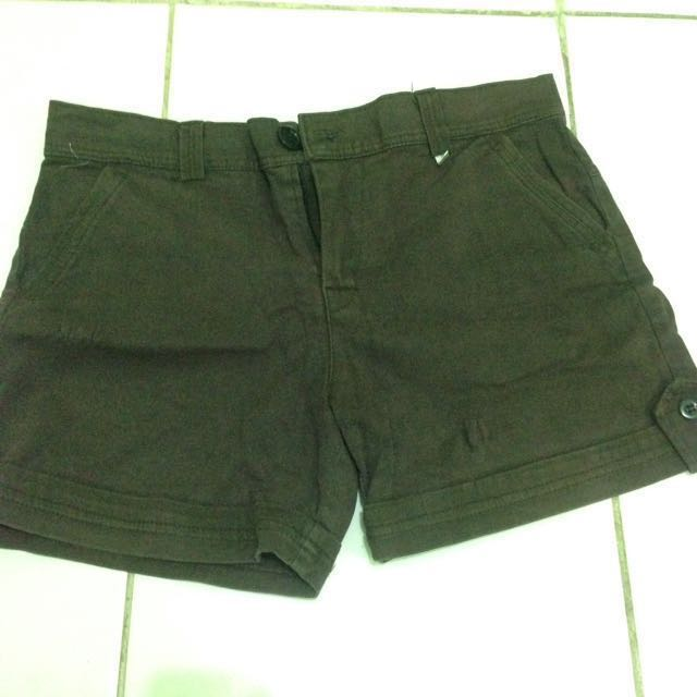 Hot pants brown *Sale