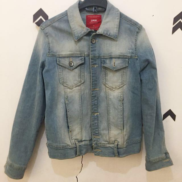 jacket LOGO JEANS