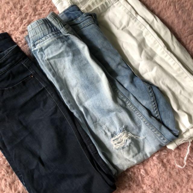 Jeans bulk lot