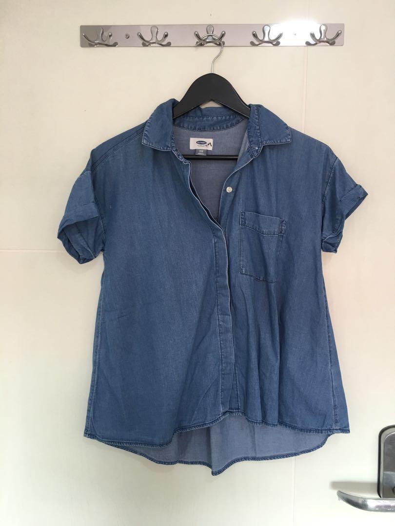 Jeans Shirt Old Navy