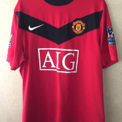 buy popular 4fda0 94af9 Jersi Manchester United
