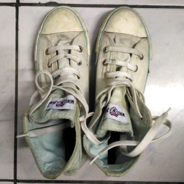 Korean Ombre Platform Shoes
