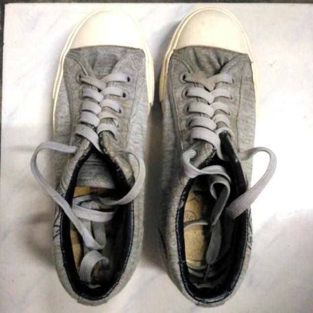 Korean platform shoes