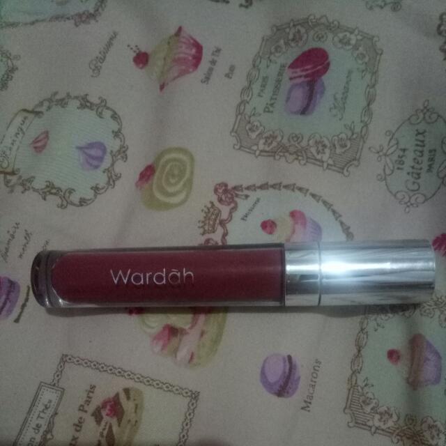 Lip Cream Matte Wardah