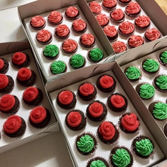 Made to order cupcakes!❤️