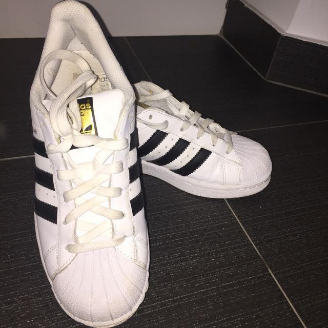 Male/Female adidas shoes