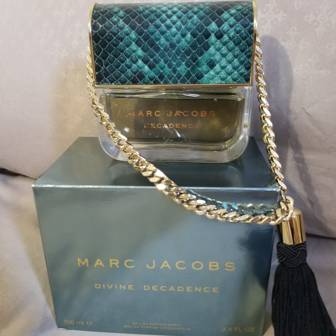 756fa40cdfb040 Marc Jacobs Divine Decadence Perfume UP 173 not Chanel Gucci Prada ...