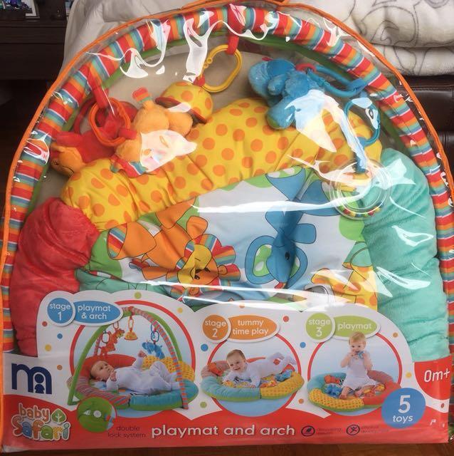 0db28e8f9 Mothercare Baby Safari Playmat