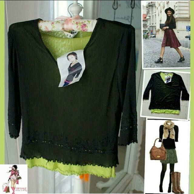 [New] Blouse Import