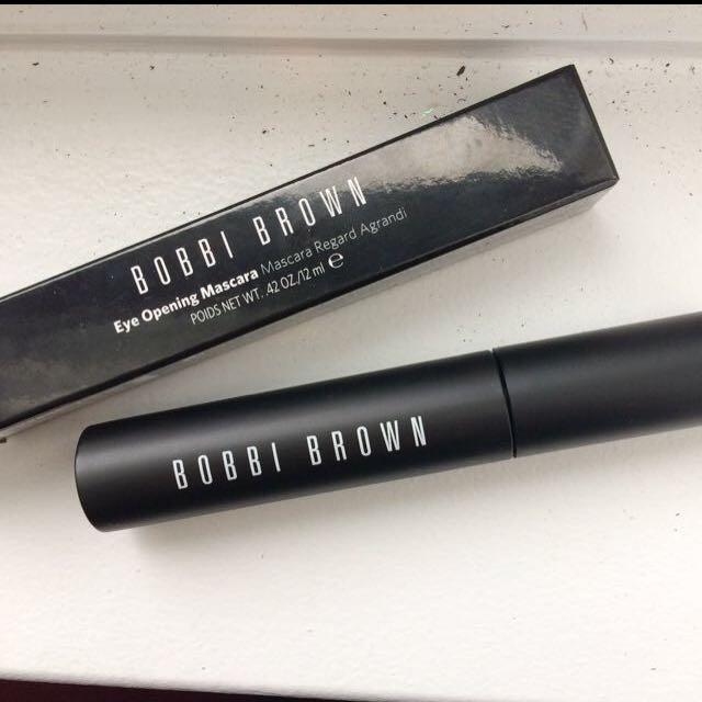 NEW Bobbi Brown eye opening mascara