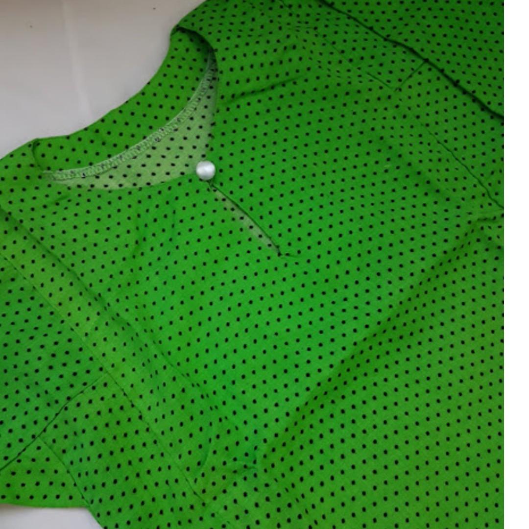[NEW] [SALE] #bajet20 Baju Kurung Cotton 2-3 Tahun