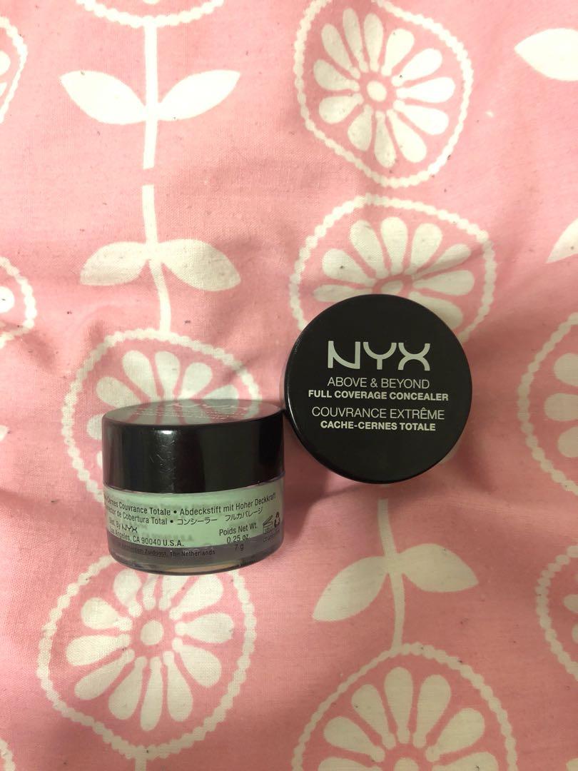NYX Concealer Jars