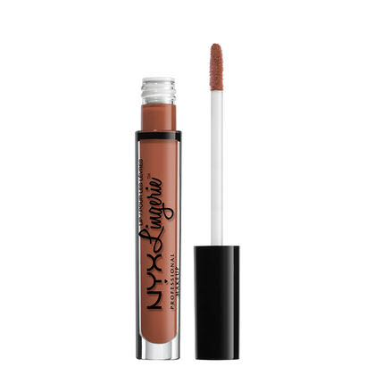 NYX Lingerie Liquid Lipstick in Seduction