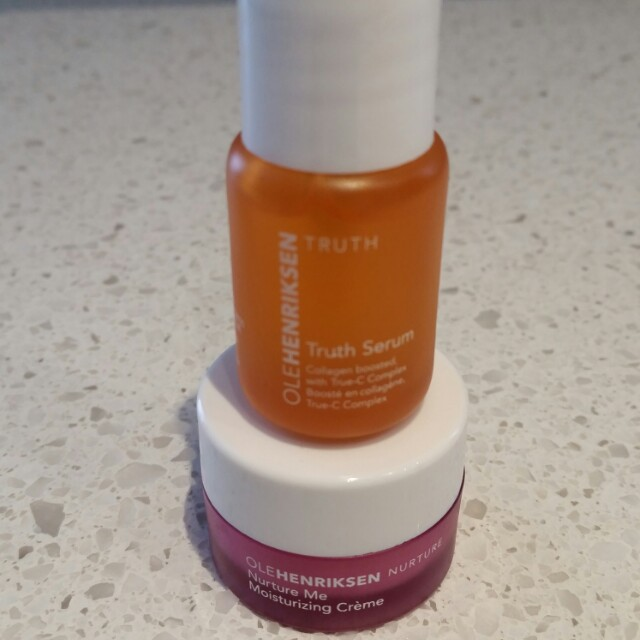 Ole Henriksen Truth Serum and Nurture Me Moisturizer Mini Duo