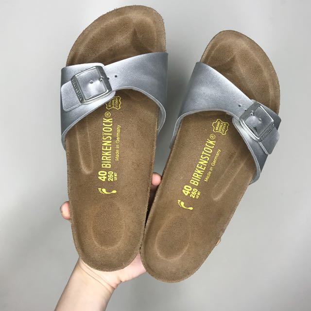 c452d6f0368e Original Birkenstock Madrid One Strap Comfort Sandal for Women ...