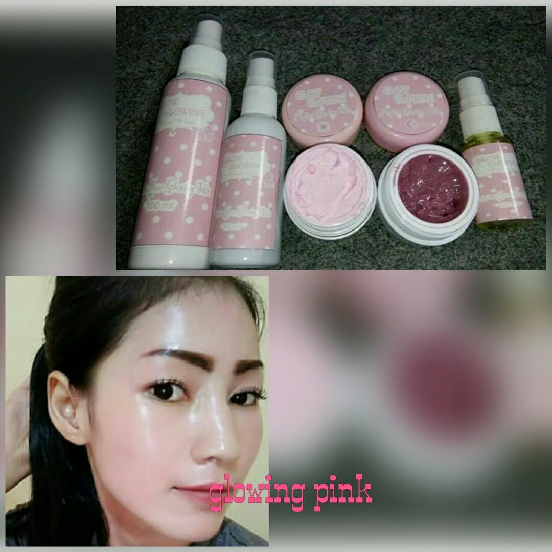 Best Seller Facial Treatment Ertos Ala Salon Bpom Spec Dan Original Source Paket Glowing Pink Super