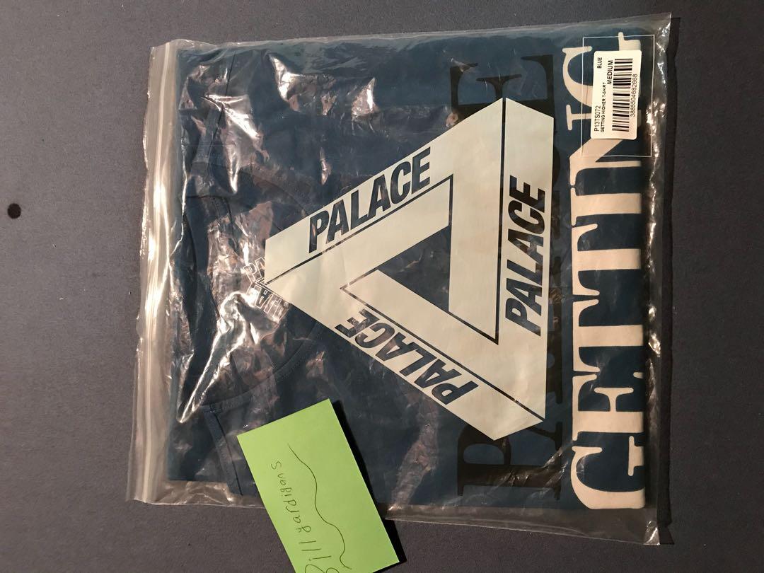 palace palaceskateboards getting higher tee shirt
