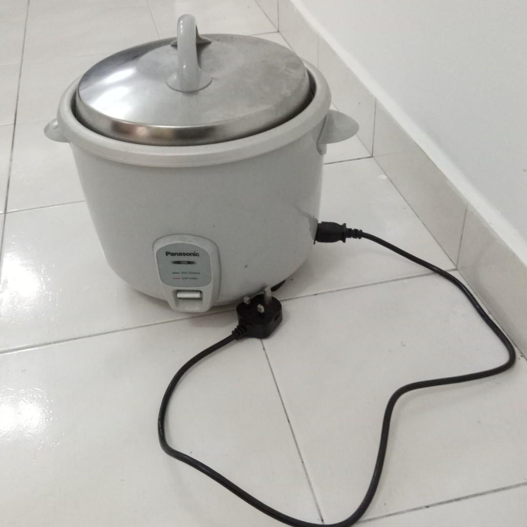 Panasonic Rice Cooker Periuk Nasi 2 8l Kitchen Liances On Carou