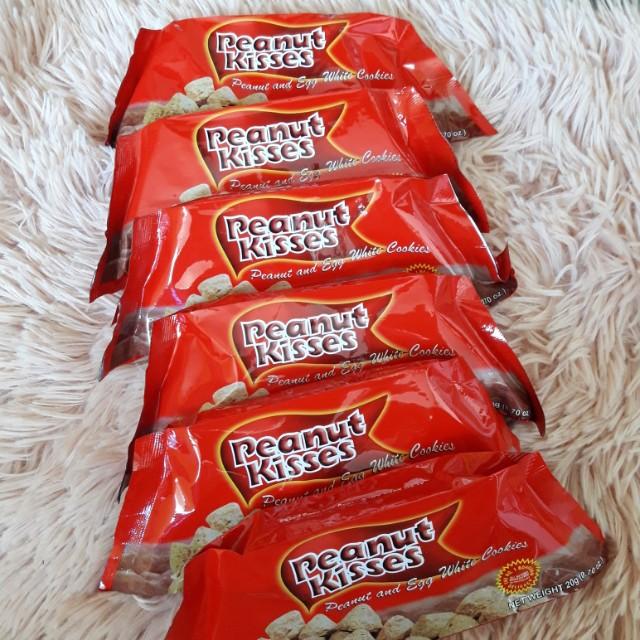 Peanut kisses 6packs