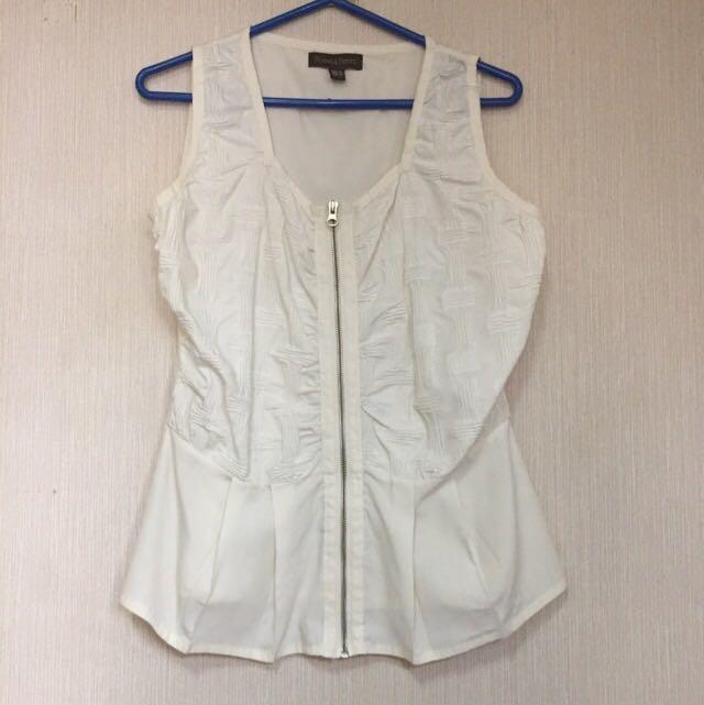 Plains & Prints sleeveless