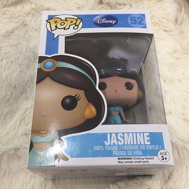 Pop Vinyl Jasmine