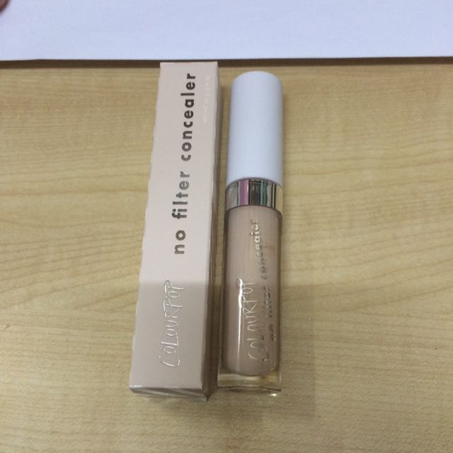 Preloved Colourpop No Filter Concealer (Light Neutral 15)