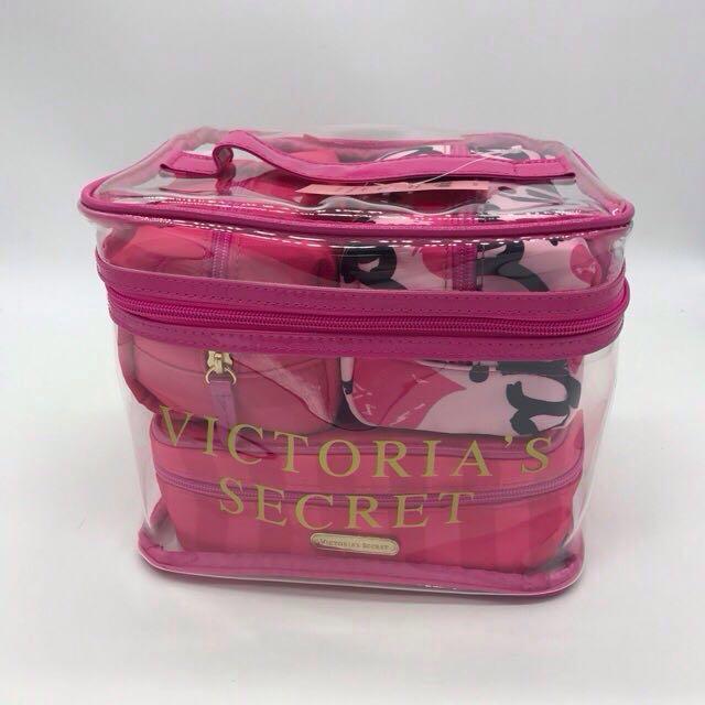 RESTOCK! Authentic Victoria's Secret Makeup Bag