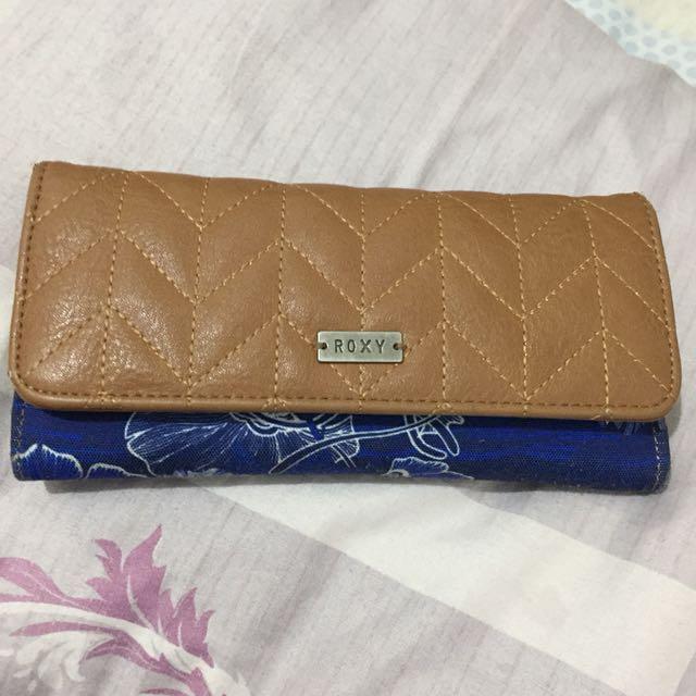 Roxy Long Wallet