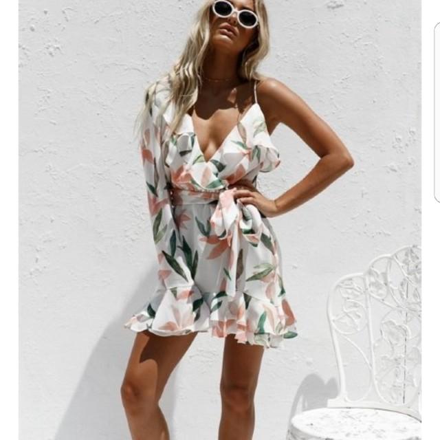 Sabo Skirt Tigerlily dress szS