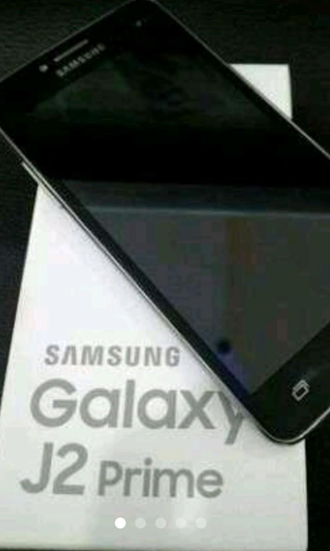 Samsung J2 Prime Mulus Fullset Telepon Seluler Tablet Ponsel Android Di Carousell