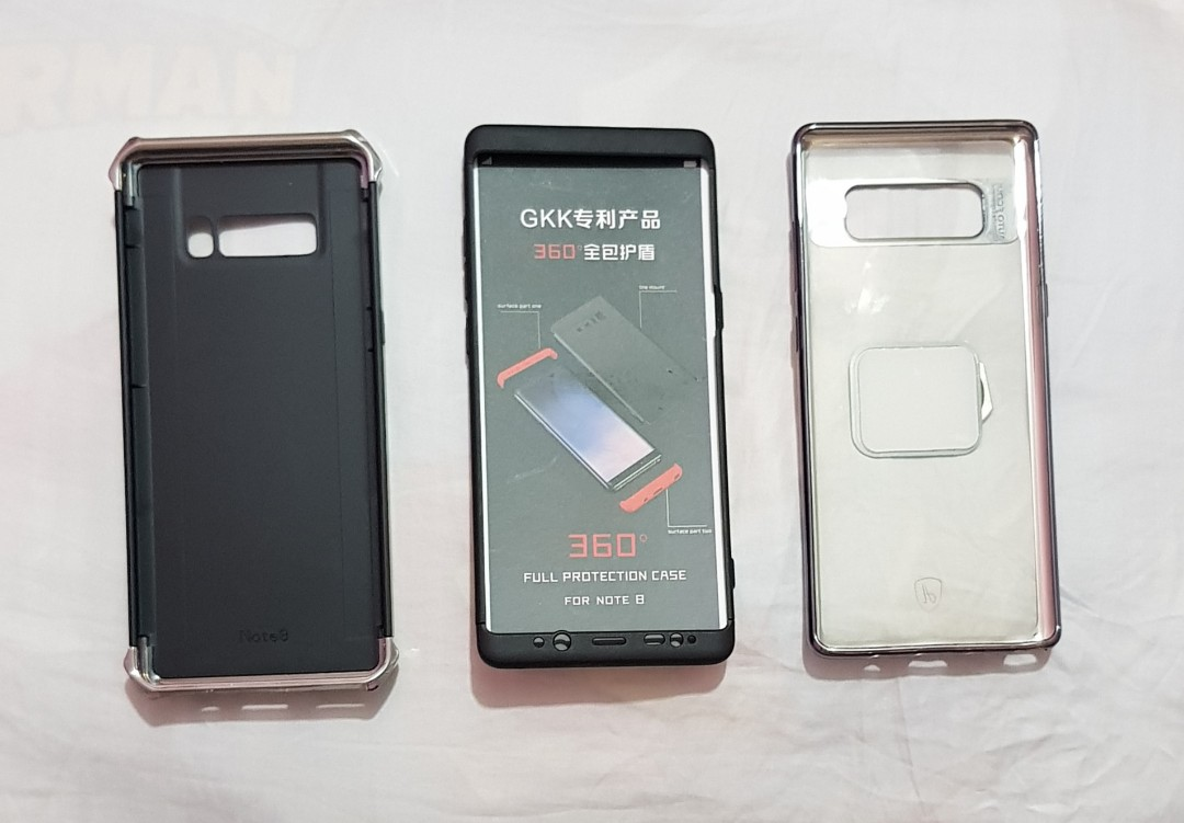 Samsung Note 8 Casing P500 each
