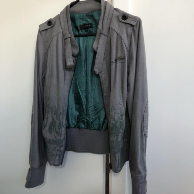 Sdeer jacket