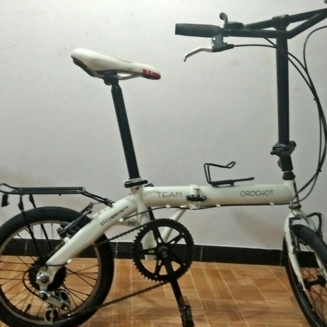 Sepeda Lipat Modifikasi Olah Raga Sepeda Di Carousell