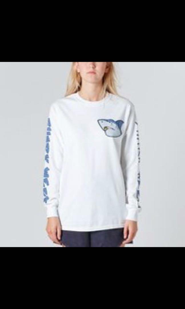 Sharkweek long sleeved