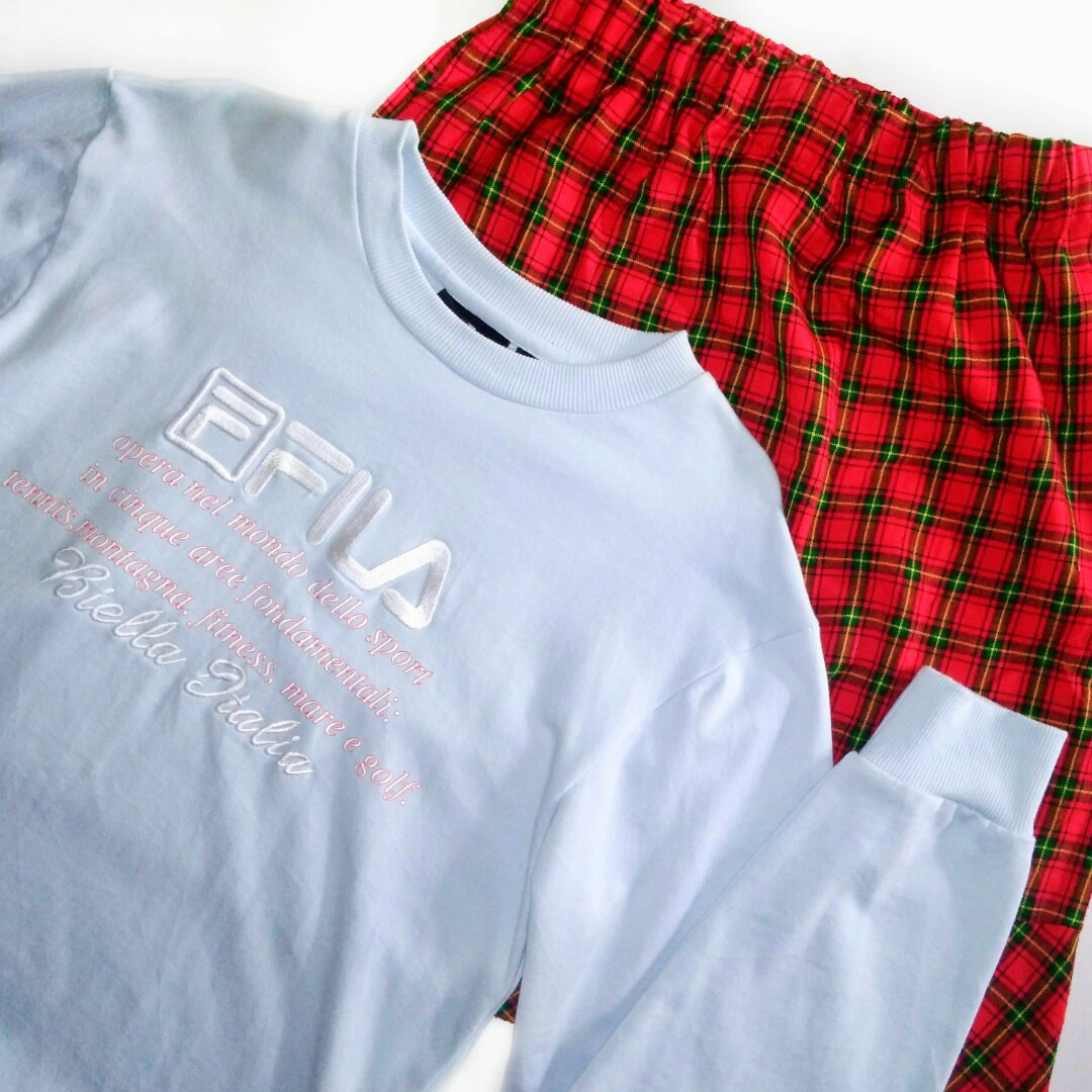 Sweater Fila Original Women S Fashion Women S Clothes On Carousell