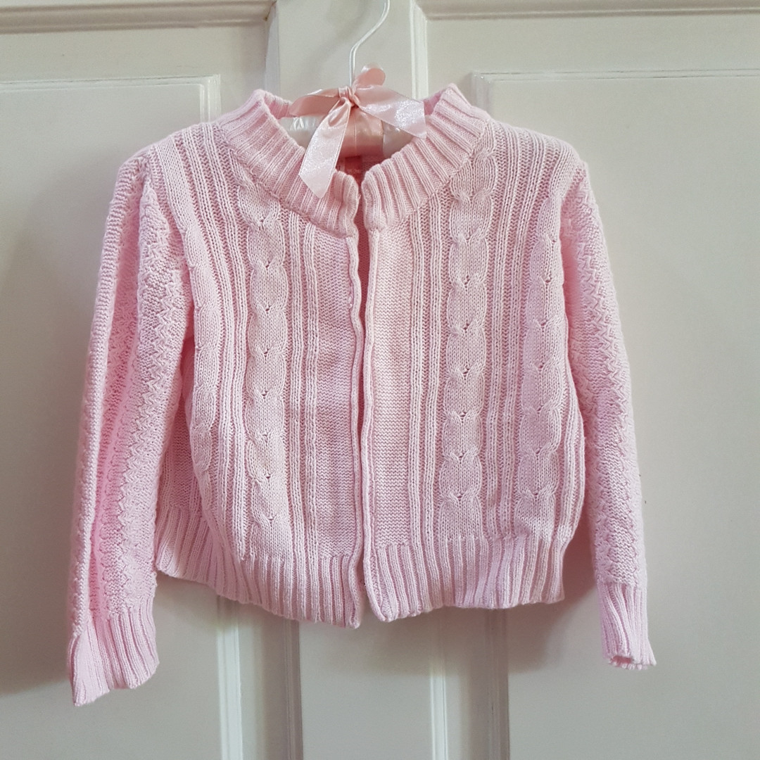 Sweater Girl's Little Cool 18-24Month