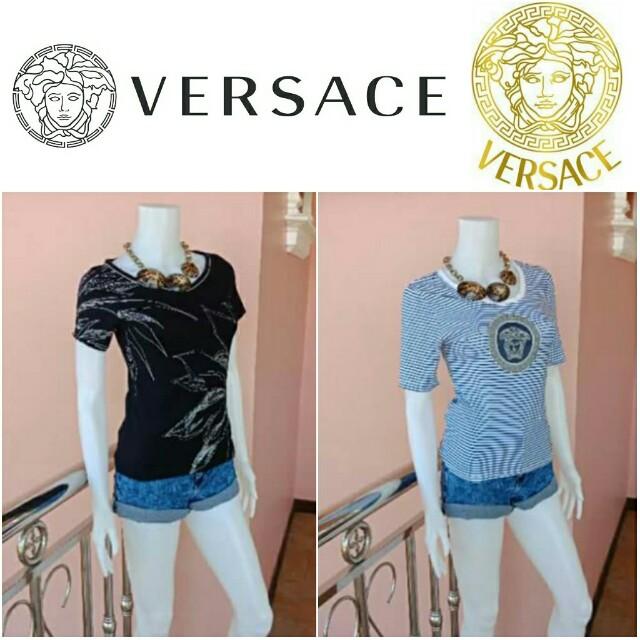 🎉Take 'em Both🎉 -Yunik- Authentic Versace