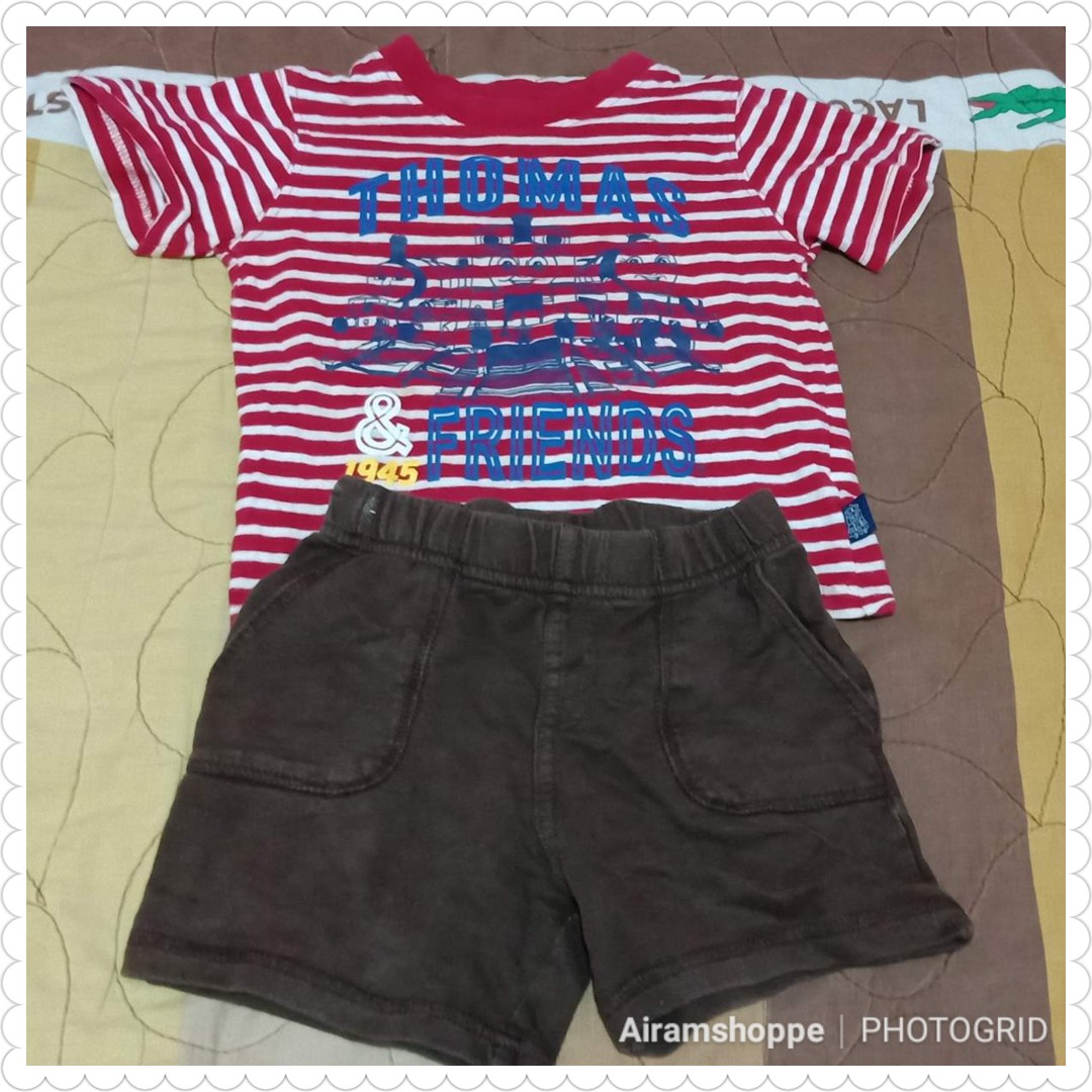 Thomas & Friends Top and Circo Bottom (18 months)