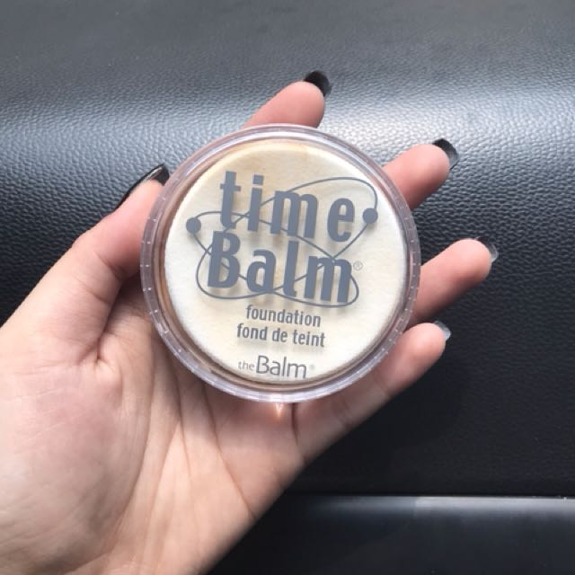 time Balm Foundation