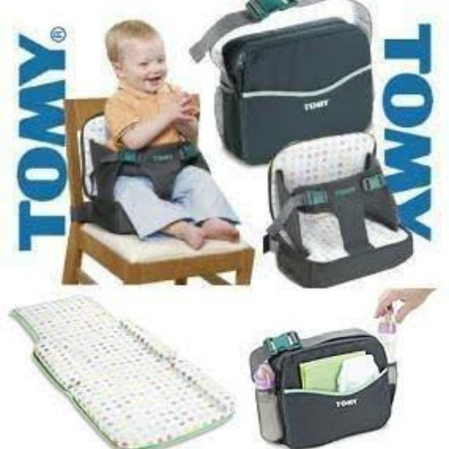 Tomy 3 in 1 booster seat