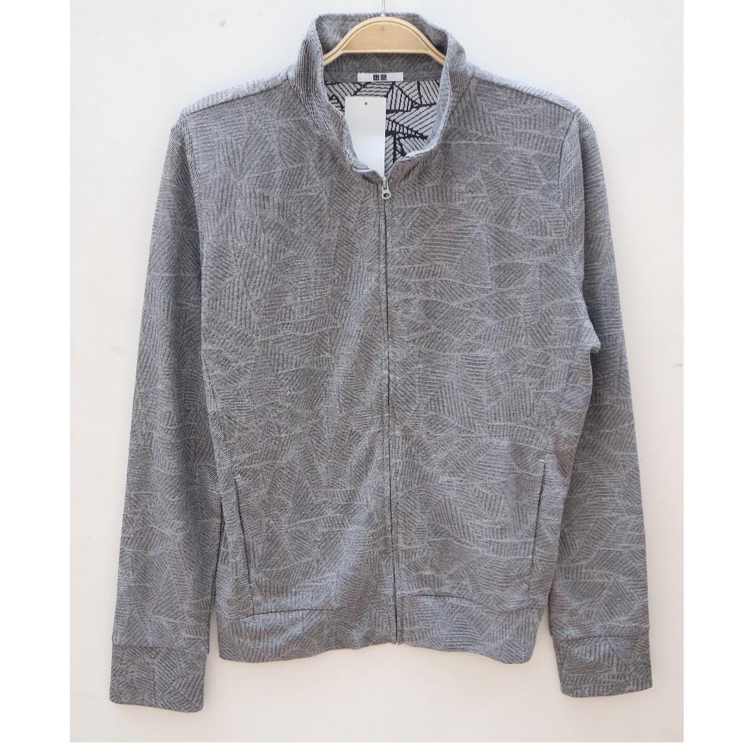 Uniqlo Jacket Grey