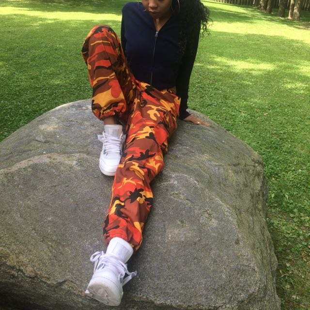 Urban outfitters Camo pants