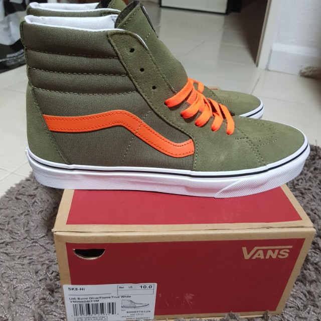 *Repriced* Vans Sk8 Hi JD Sports Exclusive US10