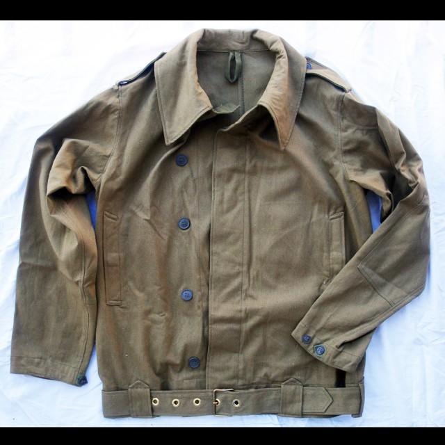 Vintage 古着 俄羅斯 1992年裝甲兵夾克